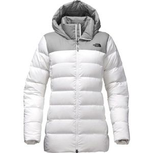The North Face Nuptse Ridge 700 Puffer Parka XL